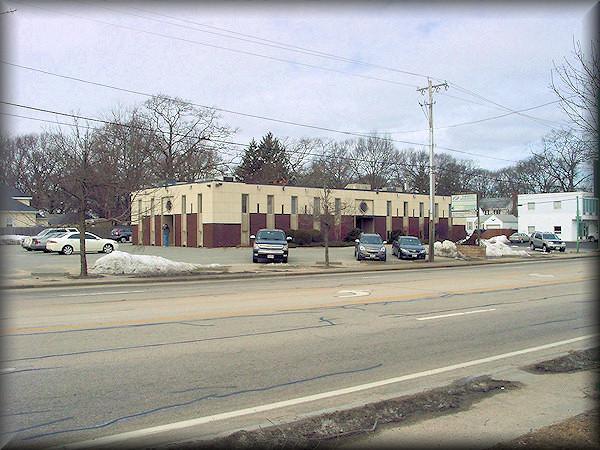 New England, Realtor® corporate office.